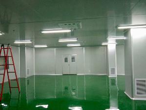 百级/千级/万级日照承接奶制品厂净化车间装修设计工程