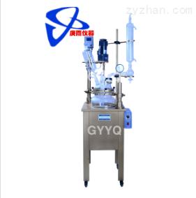 GDF-50L单层玻璃反应釜