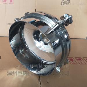 YAA不銹鋼罐視鏡燈人孔 衛生級耐壓人孔