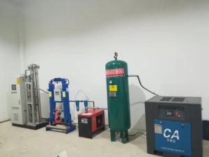 周口-駐馬店污水脫色500g臭氧發生器設備