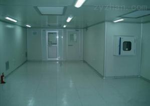 青島制藥廠膠囊生產凈化車間的生產工藝流程