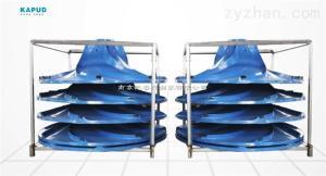 GSJ-2000-4.0立式多曲面攪拌機 4KW電機