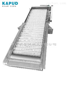 機械回轉式不銹鋼格柵除污機 根據溝寬定制