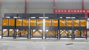 RCO催化燃燒設備適用條件及性能特點