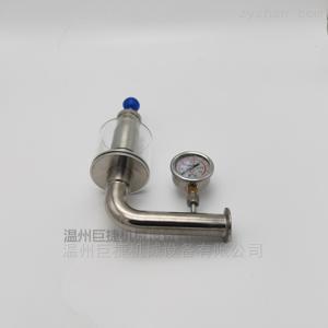 32廠家供應衛生級快裝式、活接式等各種排氣閥