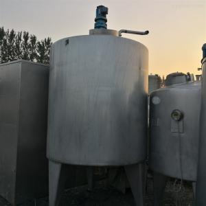 齊全梁山1-10立方的不銹鋼儲罐定制