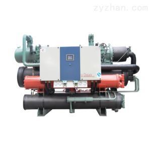 热回收水源热泵机组简介