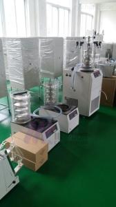 真空冷凍干燥機FD-1A-50食品果蔬凍干