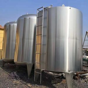 齊全濟寧低價處理1-100立方不銹鋼儲罐