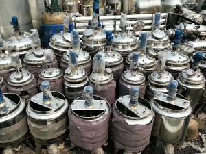 齊全梁山耀輝定制不銹鋼攪拌罐