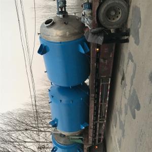 齊全梁山低價處理5噸反應釜