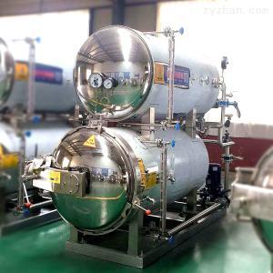 800L電加熱高溫殺菌鍋 小型鹵蛋滅菌鍋