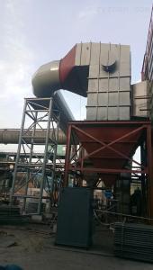 焦化廠地面站除塵器選型原則