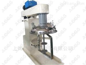 HTJ液壓升降同心雙軸攪拌機