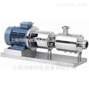 HRB3三级高剪切乳化泵