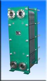BR0.6板式熱交換器