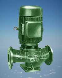 ISG單級單吸管道離心泵