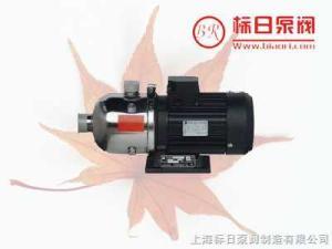 CHL,CHLK和CHLF(T)型轻型卧式多级离心泵
