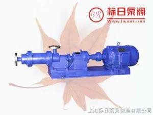 I-1B型I-1B型螺桿泵
