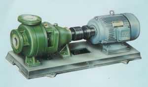 IHF氟塑料增强合金化工离心泵