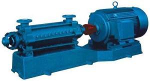 D單吸多級分段式離心泵