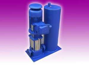 TZD強自吸多級泵