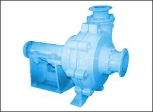 KZM耐磨渣漿泵
