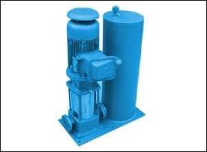 TZD強自吸多級清水泵