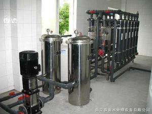 南京春雷礦泉水設備