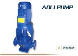 ALGB便拆立式离心泵