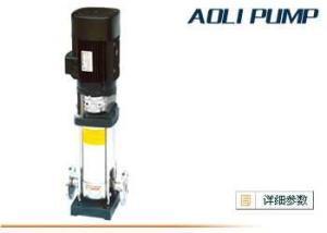 QDL多级离心泵