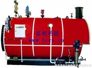 WNS1-1.0-Y工業用1噸蒸汽量燃油鍋爐