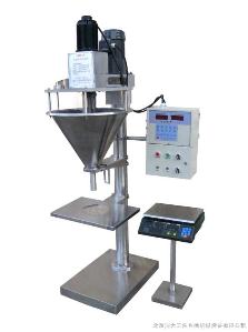 DXDCF2000A型自动定量粉剂包装机