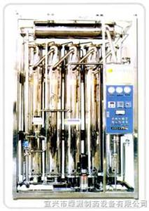 LZ系列管式多效蒸馏水机