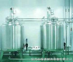 LZ系列濃稀配罐(0.5T-15T帶磁力攪拌)
