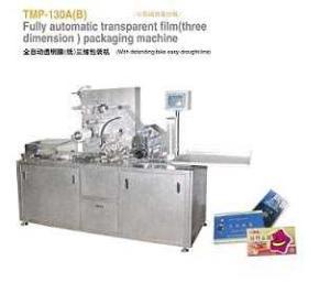 TMP-130A(B)全自動透明膜三維包裝機