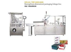 DZH-90/TMP-300D(400D)裝盒/三維包裝聯動線