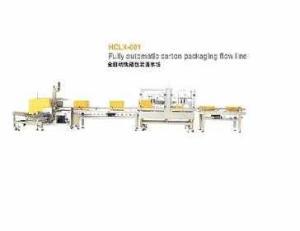 HCLX—001全自動紙箱包裝流水線