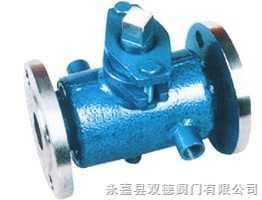 BX43W鑄鋼二通保溫旋塞閥 二通法蘭保溫旋塞閥 不銹鋼二通保溫旋塞閥