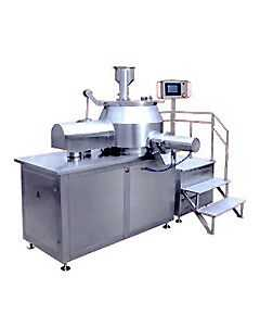 HLSG濕法混合制粒機