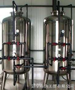 65044井水除铁锰过滤设备