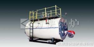 全自動燃油燃氣蒸汽鍋爐