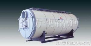 全自動燃油燃氣熱水鍋爐