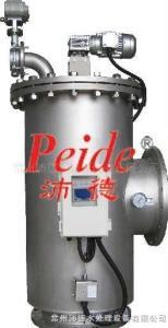 不銹鋼全自動刷式過濾器