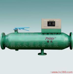 反沖式過濾型電子水處理儀