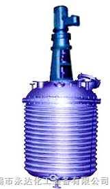 外盤半管式加熱不銹鋼反應釜