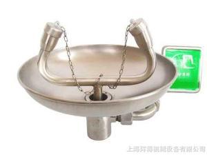 不銹鋼壁掛式/臺式洗眼器