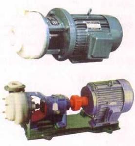 FSB-L增強氟合金離心泵