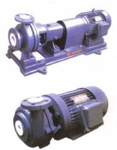 IHF襯氟塑料離心泵