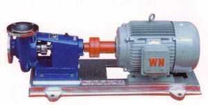 TMJY單級離心焦油泵